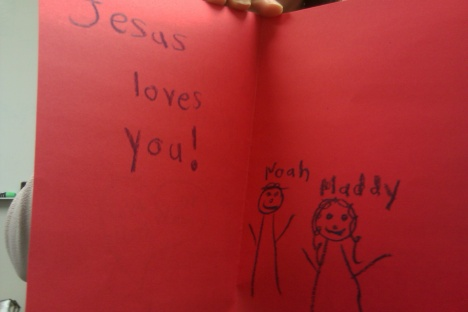 Sharing Jesus: Kid to Kid
